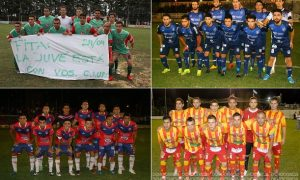 Federal C Ascenso 3 Semifinales