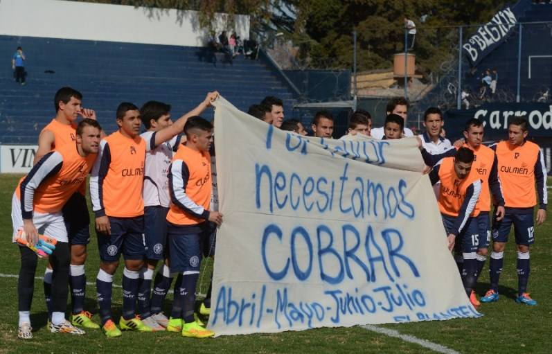 Bandera Independiente Rivadavia