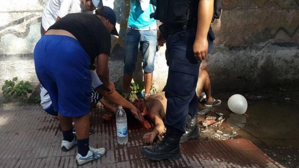 Centenario Juventud Antoniana Incidentes 1