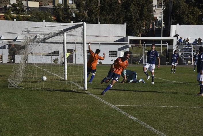 Cai 4-2 Independiente El Patagonico