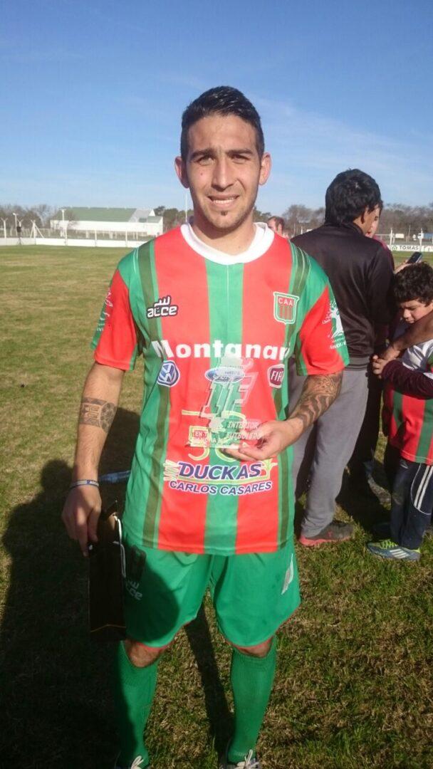 Cristian Pontillo if premios
