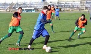 Amistoso Cai Estrella Norte (Play Deportivo)