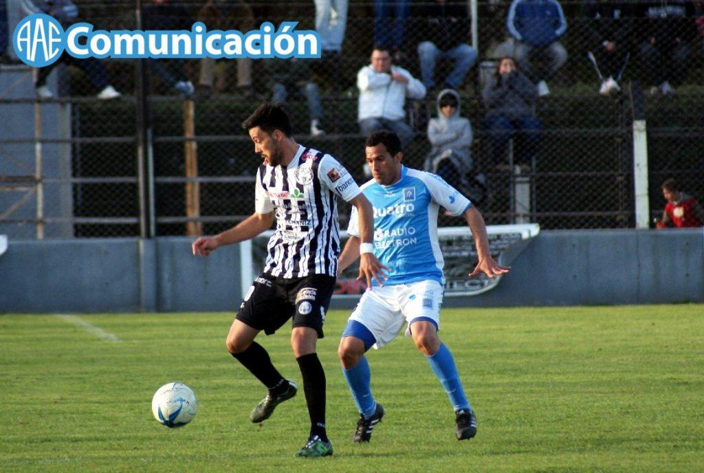 Sarmiento - Estudiantes 2 (AAE Comunicación)