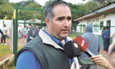 Patricio Vedoya (Foto: Misiones Cuatro)