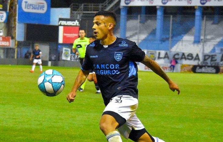 Junior Leandro Mendieta