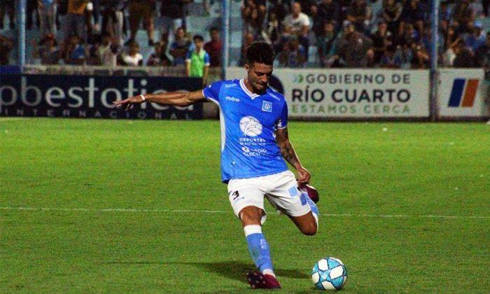 Lucas Matías Suárez Scalarea