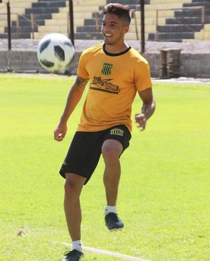 Nicolás Andrés Sánchez