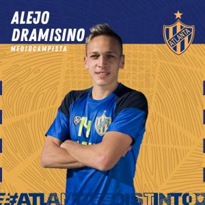 Alejandro Dramisino (Prensa: Atlanta)