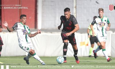 BARRACAS CENTRAL 0 - 1 NUEVA CHICAGO