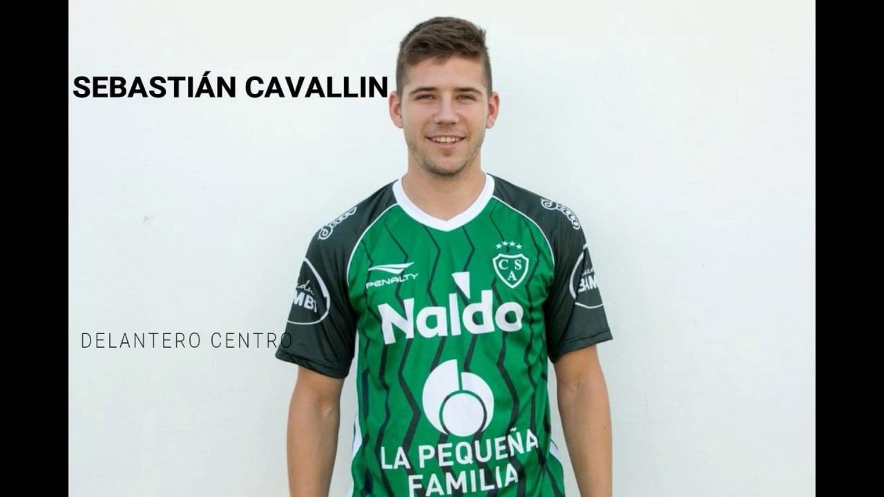 Sebastián Cavallin