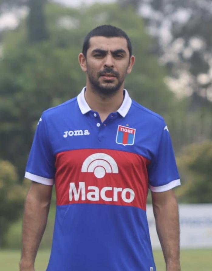 Víctor Fernando Cabrera