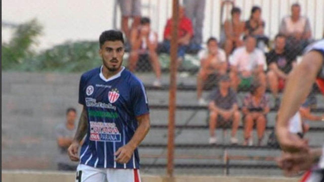 Lucas Jesús Sanabria