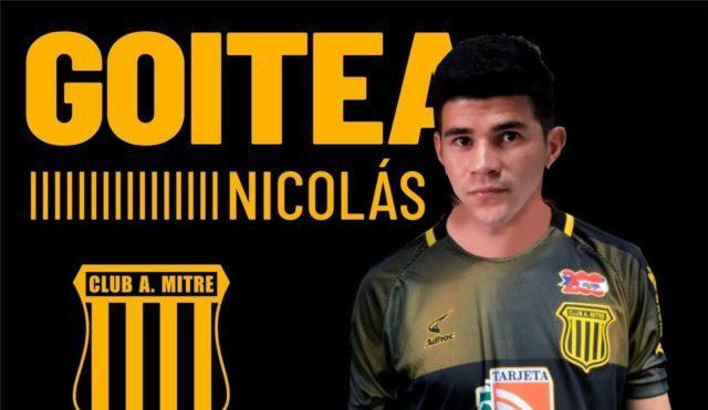 Nicolás Omar Eduardo Goitea