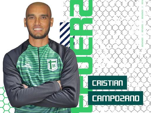 Cristian Andrés Campozano