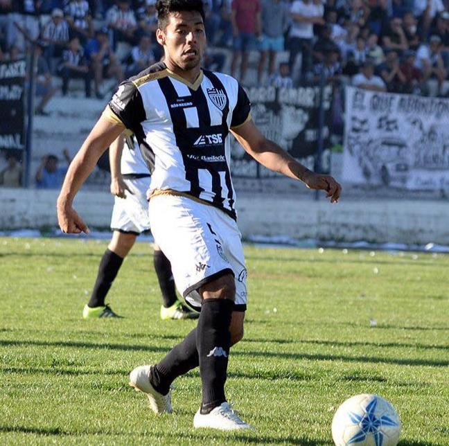 Lucas Joaquín Mellado