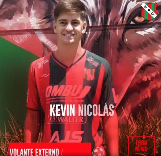 Kevin Nicolás Retamar