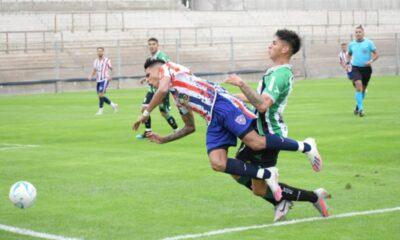 peñarol 1 - 1 villa mitre 2021