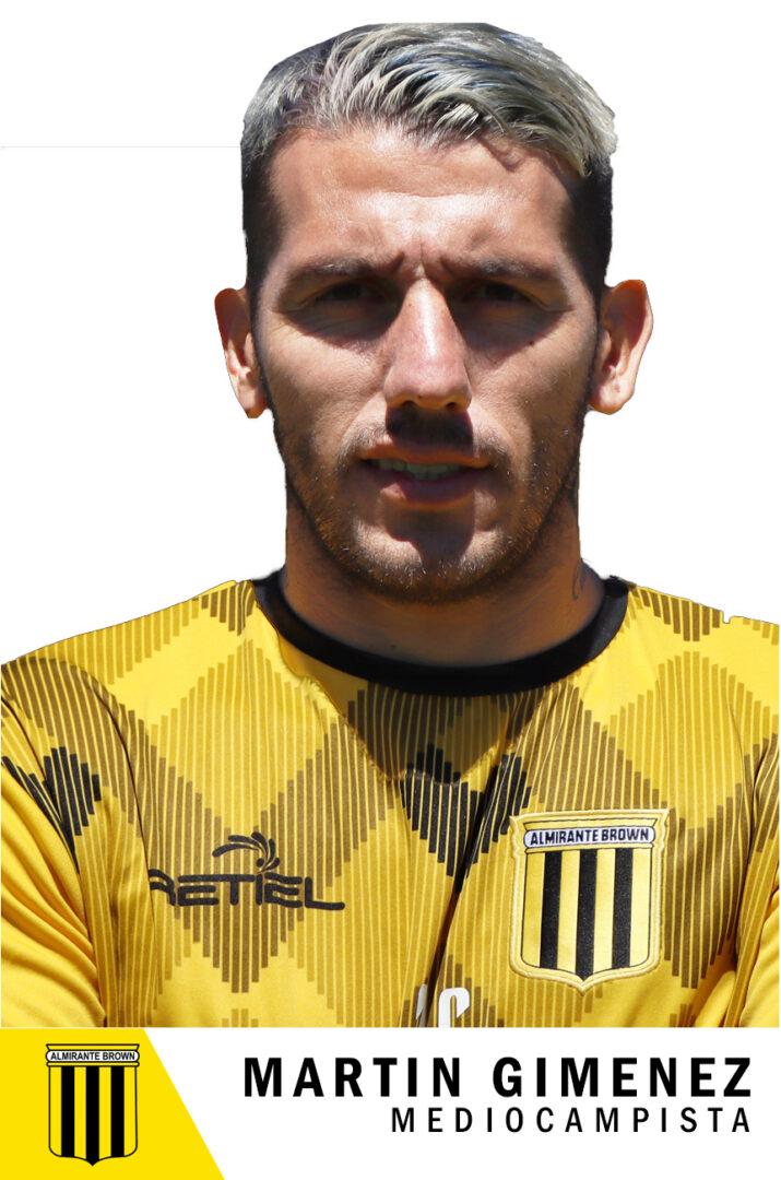 Martín José Giménez