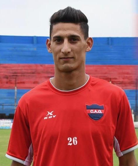 Lucas Javier Algozino