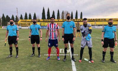 deportivo madryn 1 - 1 sportivo peñarol