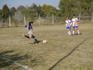 fútbol femenio parana