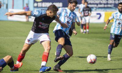 Brown Adrogue 1-1 Gimnasia Jujuy