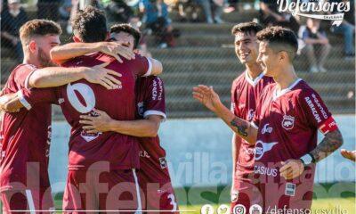 Defensores Villa Ramallo 4-3 Douglas Haig federal a 2021 fecha 26